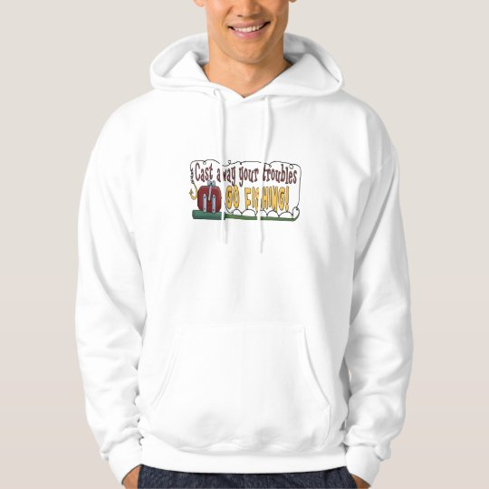 Cast Away Your Troubles Hoodie
