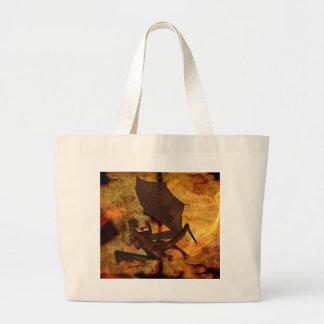cast down bags