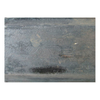 Cast Iron Background Large Business Card