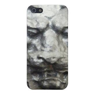 Cast Iron Lion Case For iPhone SE/5/5s