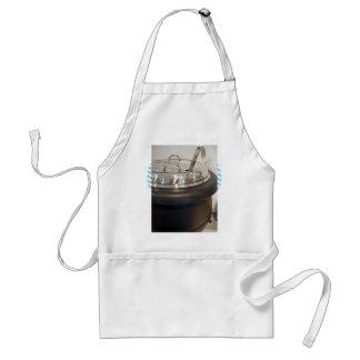 Cast Iron soup kettle Adult Apron