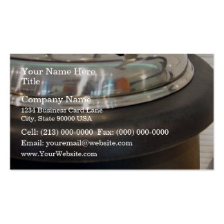 Cast Iron soup kettle Double-Sided Standard Business Cards (Pack Of 100)