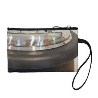 Cast Iron soup kettle Coin Wallet