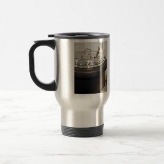 Cast Iron soup kettle 15 Oz Stainless Steel Travel Mug