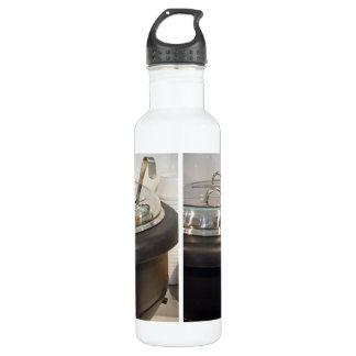 Cast Iron soup kettle 24oz Water Bottle