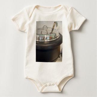 Cast Iron soup kettle Bodysuits
