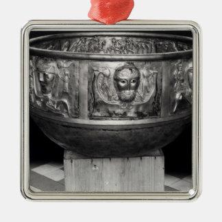 Cast of the Gundestrup Cauldron Metal Ornament