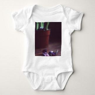 Cast Off Petals Baby Bodysuit