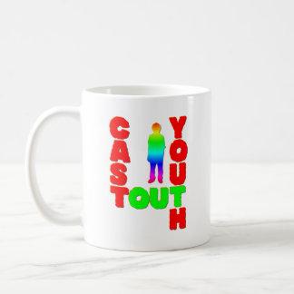 Cast Out Youth Coffee Mug