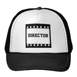 Cast Yourself On A Camera Film Strip Hat