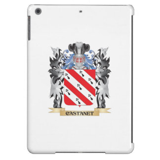 Castanet Coat of Arms - Family Crest iPad Air Case