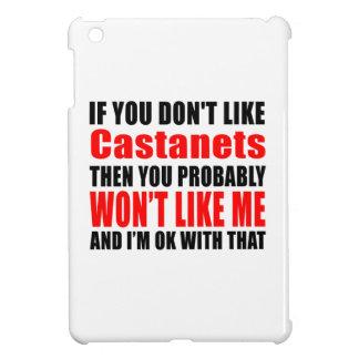Castanets Designs iPad Mini Covers