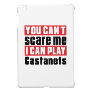 Castanets Scare Designs iPad Mini Covers