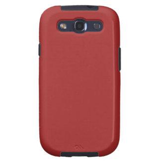 Castaño Galaxy S3 Carcasas