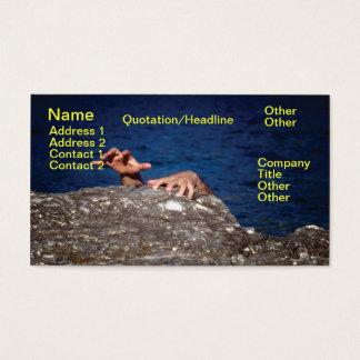 Castaway Business Card