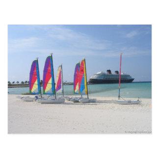 Castaway Cay Postcard