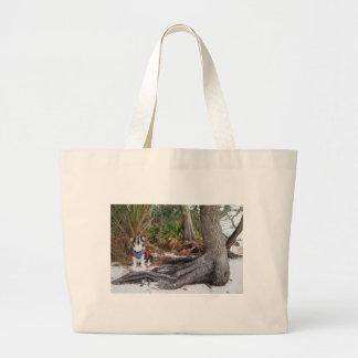 Castaway Large Tote Bag