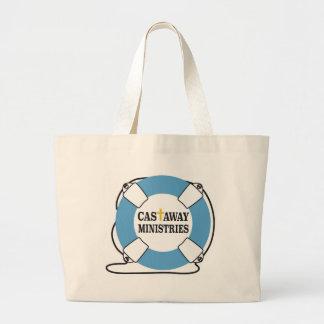 Castaway Ministries Branded Merchandise Large Tote Bag