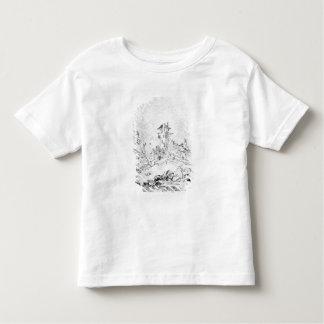 Castel Cogolo Per Andar a Trento (pen & ink on pap Toddler T-shirt