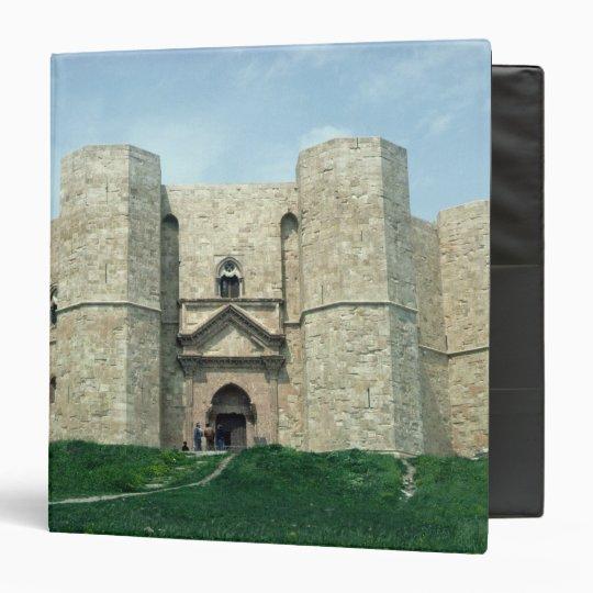 "Castel del Monte Carpeta 1 1/2"""