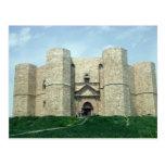 Castel del Monte Post Card