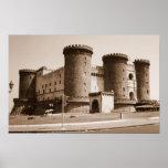 Castel dell'Ovo Print