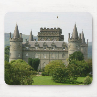 Castel in the United Kingdom Mouse Pad