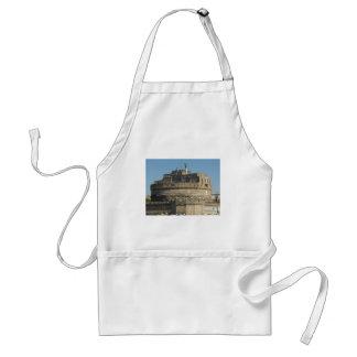 Castel Sant Angelo Adult Apron