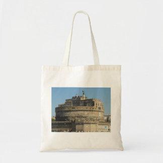 Castel Sant Angelo Canvas Bag