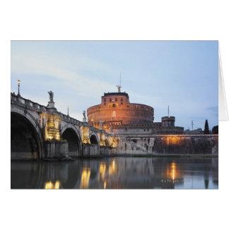 Castel Sant' Angelo Greeting Card