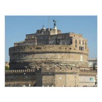 Castel Sant Angelo Announcements
