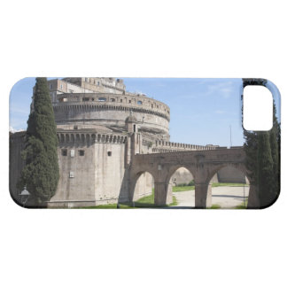 Castel Sant Angelo is situated near the vatican 2 iPhone 5 Covers