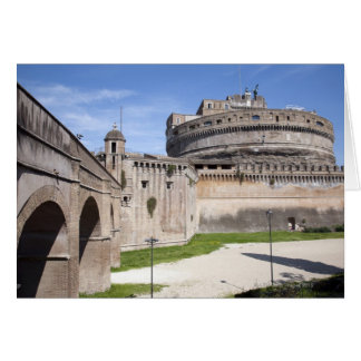 Castel Sant Angelo is situated near the vatican 3 Cards