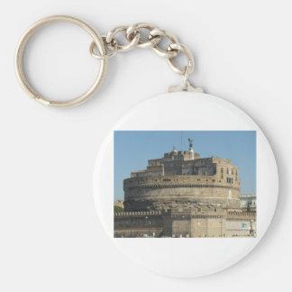Castel Sant Angelo Key Chains