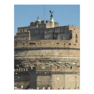Castel Sant Angelo Personalized Letterhead