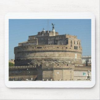 Castel Sant Angelo Mouse Pads