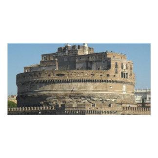 Castel Sant Angelo Photo Card Template