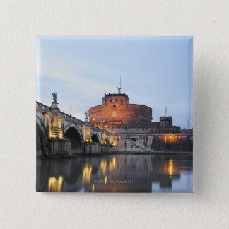 Castel Sant' Angelo Pinback Button
