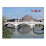 Castel Sant' Angelo Postcard