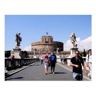 Castel Sant Angelo Postcard