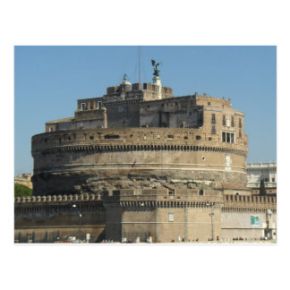 Castel Sant Angelo Post Card