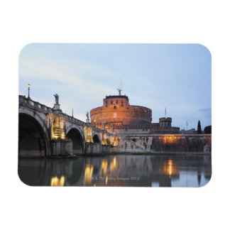 Castel Sant' Angelo Rectangular Magnets