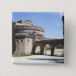 Castel Sant'Angelo is situated near the vatican, 2 Button