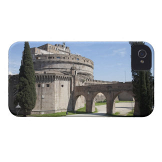 Castel Sant'Angelo is situated near the vatican, 2 iPhone 4 Case-Mate Cases