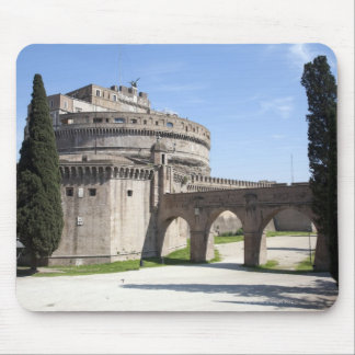 Castel Sant'Angelo is situated near the vatican, 2 Mouse Pad