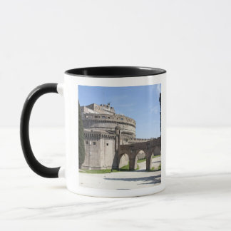 Castel Sant'Angelo is situated near the vatican, 2 Mug