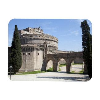 Castel Sant'Angelo is situated near the vatican, 2 Magnet