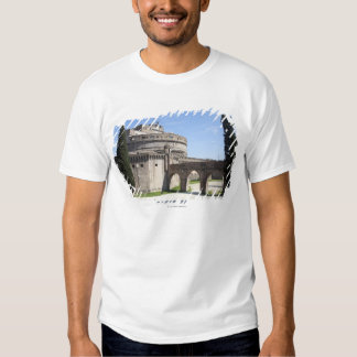 Castel Sant'Angelo is situated near the vatican, 2 T-shirt