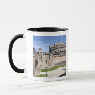 Castel Sant'Angelo is situated near the vatican, 3 Mug