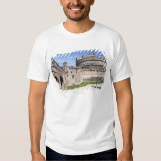 Castel Sant'Angelo is situated near the vatican, 3 T-shirt
